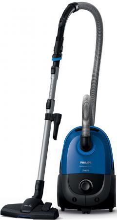Пылесос Philips FC8588/01 синий/черный пылесос philips fc8588 01 синий черный