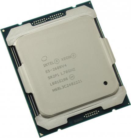 Процессор Dell Intel Xeon E5-2609v4 1.7GHz 20M 8C 85W 338-BJEB процессор dell poweredge intel xeon e5 2609v4 1 7ghz
