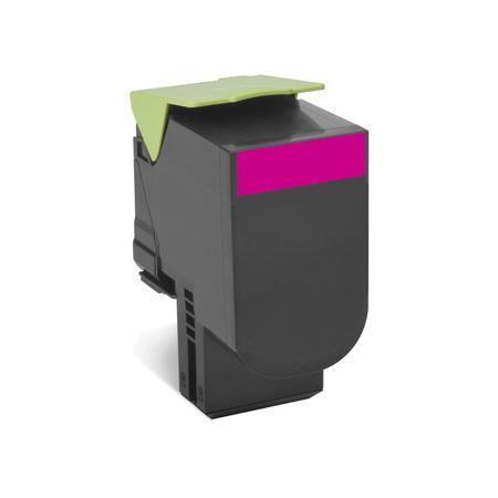 Картридж Lexmark 70C8XME для CS510de CS510dte пурпурный 4000стр