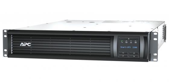 ИБП APC Smart-UPS SMT 2200VA 1980W SMT2200RMI2UNC ибп apc smart 2200va usb lcd smt2200rmi2u