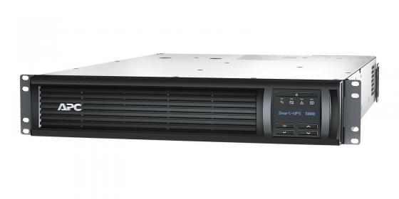 ИБП APC Smart-UPS SMT 3000VA 2700W SMT3000RMI2UNC ибп apc smart x smx3000hvnc 3000va черный
