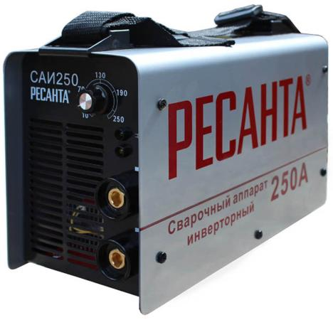 Аппарат сварочный Ресанта САИ 250 65/21 ПН