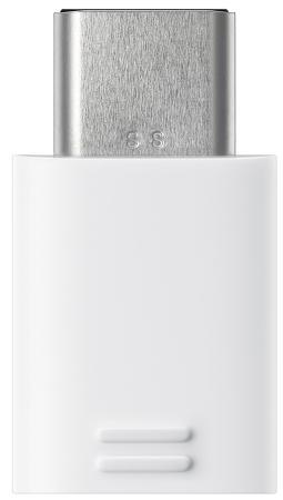 Адаптер Samsung microUSB - USB Type-C белый EE-GN930BWRGRU samsung ep dg930d usb 2 0 microusb usb c
