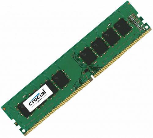 Оперативная память 4Gb PC4-19200 2400MHz DDR4 DIMM Crucial CT4G4DFS824A оперативная память crucial ballistix tactical ddr4 udimm 8gb blt8g4d26afta