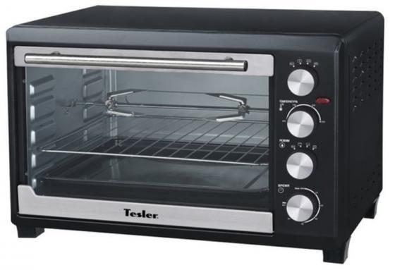 Мини-печь TESLER EOG-3800 чёрный EOG-3800 мини печь tesler eog 3800