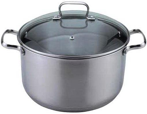 Кастрюля Bekker 1723-ВК 20 см 3.6 л нержавеющая сталь набор посуды bekker jumbo вк 962