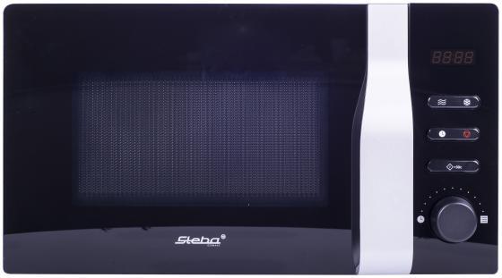 Микроволновая печь Steba MIC 2020 700 Вт чёрный 7no2 20 new