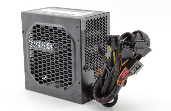 Блок питания ATX 500 Вт PowerCool FQ-500BT цена и фото