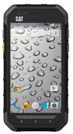 Смартфон Caterpillar S30 черный 4.5 8 Гб LTE Wi-Fi GPS 3G CS30-DEB-E02-EN смартфон asus zenfone live zb501kl золотистый 5 32 гб lte wi fi gps 3g 90ak0072 m00140