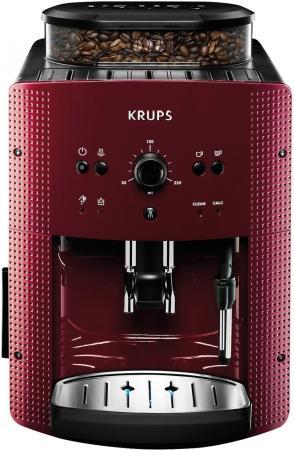 Кофемашина Krups EA810770 1450 Вт красный krups xp 528030