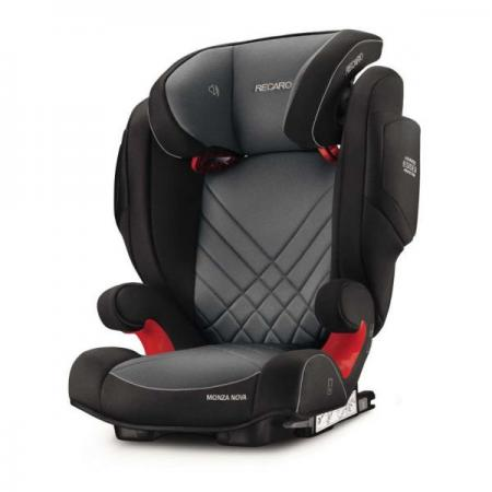 Автокресло Recaro Monza Nova 2 SeatFix (carbon black) автокресло recaro recaro автокресло optiafix performance black черное