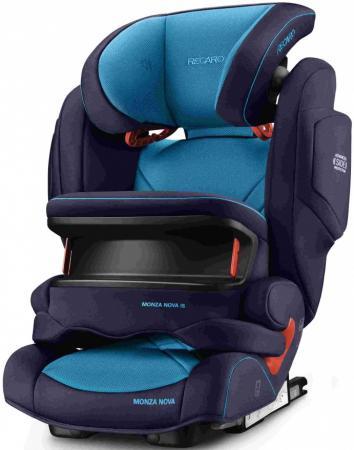 Автокресло Recaro Monza Nova IS Seatfix (xenon blue) автокресло recaro guardia xenon blue 5516 21504 66
