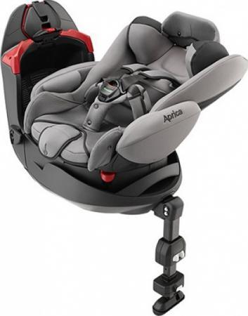 Автокресло Aprica Fladea Grow STD (серый) прогулочные коляски aprica luxuna air