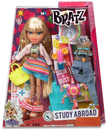 ouat entertainment Кукла MGA Entertainment Bratz 25 см шарнирная 537021