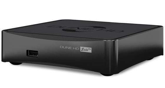 Медиаплеер DUNE HD Solo Lite мультимедиа плеер dune hd tv 206 hd solo 4k