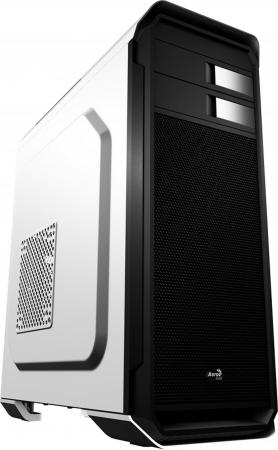 цена на Корпус ATX Aerocool Aero-500 +CR White Edition Без БП белый 4713105955767