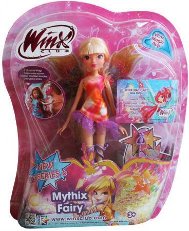 Кукла Winx Мификс 28 см в ассортименте winx winx кукла мификс текна