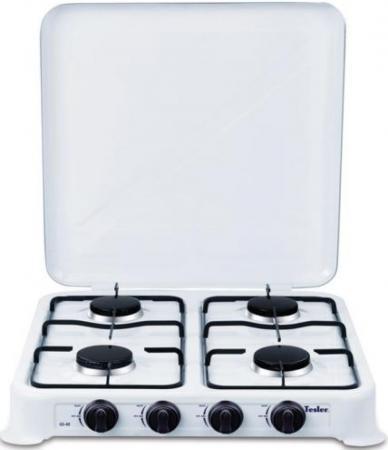 Газовая плита TESLER GS-40 белый цены