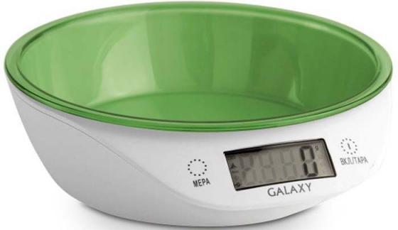 Весы кухонные GALAXY GL2804 белый цена и фото