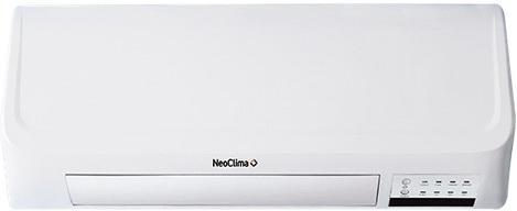 Тепловентилятор NEOCLIMA PORTER 9016 2000 Вт белый тепловентилятор neoclima ptc03 1 5квт