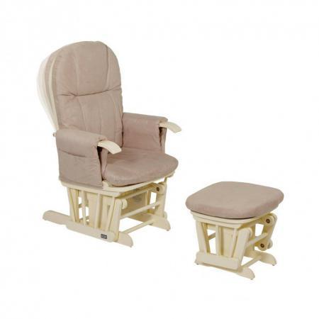 Кресло-качалка Tutti Bambini GC35 (vanilla/cream) кресло качалка tutti bambini daisy gc35 white cream