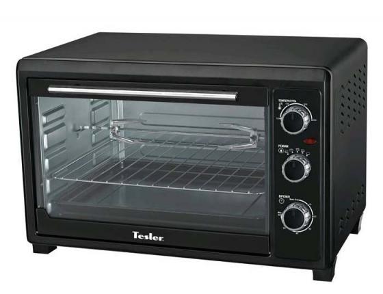 Мини-печь TESLER EOG-4800 чёрный мини печь tesler eog 3800