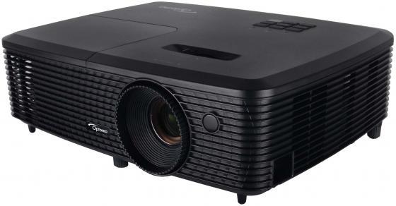 Проектор Optoma X340 1024x768 3100 люмен 22000:1 черный цена