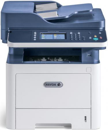 МФУ Xerox WorkCentre 3335 ч/б A4 33ppm 1200x1200dpi Ethernet USB WC3335VDNI мфу xerox workcentre 3215ni ч б а4 27ppm автоподатчиком lan wi fi
