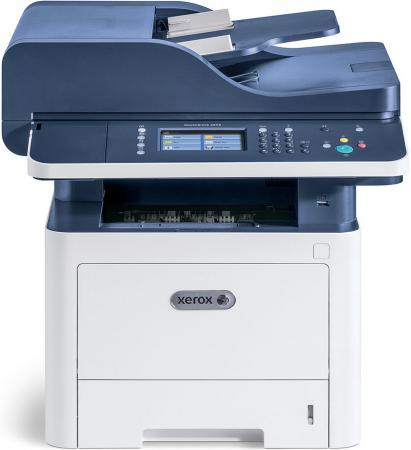 МФУ Xerox WorkCentre 3345V DNI ч/б A4 42ppm 1200x1200dpi Ethernet USB Wi-Fi мфу xerox workcentre 3215ni ч б а4 27ppm автоподатчиком lan wi fi