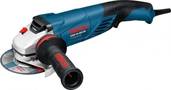 Углошлифовальная машина Bosch GWS 15-125 CIH 1500 Вт шлифовальная машина bosch gws 1400 professional