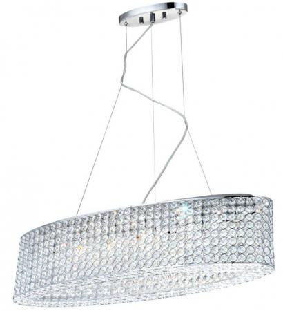 Подвесной светильник Globo Emilia 67015-7H подвесной светильник коллекция emilia 67017 9h хром globo глобо