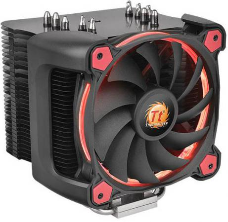 Кулер для процессора Thermaltake Riing Silent 12 Pro Red CL-P021-CA12RE-A Socket 775/1150/1151/1155/1156/1356/1366/2011/2011-3/AM2/AM2+/AM3/AM3+/FM1/FM2/FM2+ корпус atx exegate ab 221 500 вт чёрный ex247937rus