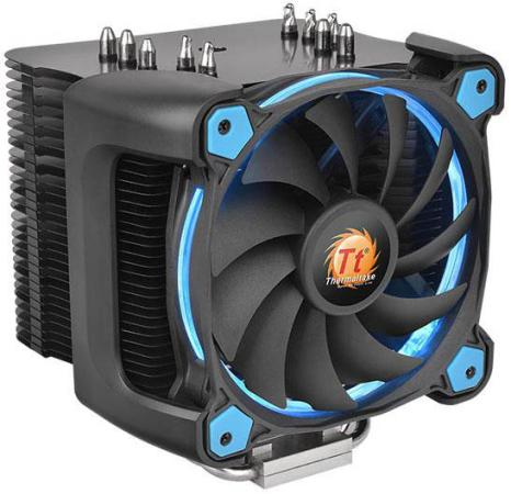 Кулер для процессора Thermaltake Riing Silent 12 Pro Blue CL-P021-CA12BU-A Socket 775/1150/1151/1155/1156/1356/1366/2011/2011-3/AM2/AM2+/AM3/AM3+/FM1/FM2/FM2+ кулер для процессора thermaltake riing silent 12 pro red cl p021 ca12re a socket 775 1150 1151 1155 1156 1356 1366 2011 2011 3 am2 am2 am3 am3 fm1 fm2 fm2