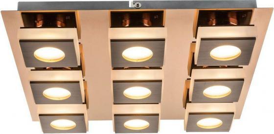 Потолочный светодиодный светильник Globo 49403-9 globo 49403 3