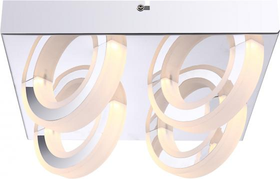 Потолочный светодиодный светильник Globo Mangue 67062-4D 4d massager