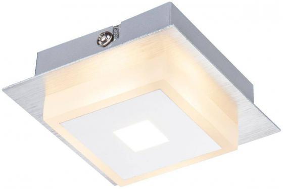 Потолочный светодиодный светильник Globo Quadralla 41111-1