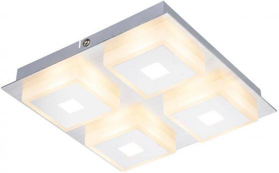 Потолочный светодиодный светильник Globo Quadralla 41111-4