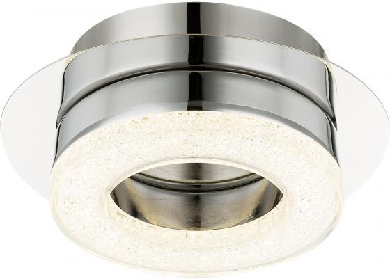 Потолочный светодиодный светильник Globo Spikur 49223-6 потолочный светодиодный светильник globo wave 67823w