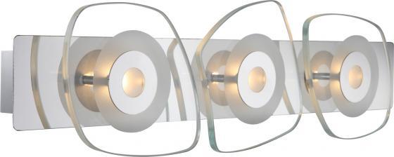 Настенный светодиодный светильник Globo Zarima 41710-3 спот точечный светильник globo zarima 41710 1