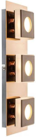 Настенный светодиодный светильник Globo 49403-3 globo 49403 3