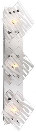 Настенный светодиодный светильник Globo Carat 48694-3