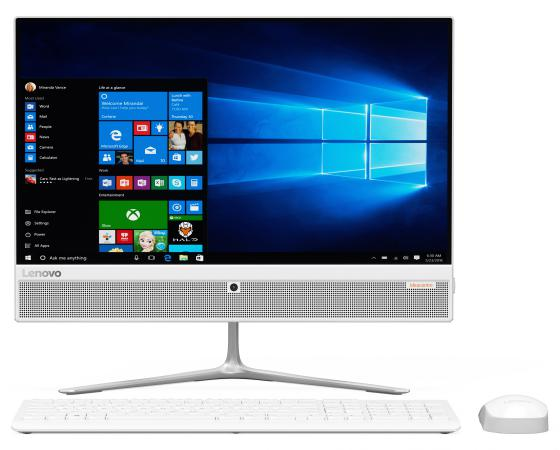 Моноблок 21.5 Lenovo IdeaCentre 510-22ISH 1920 x 1080 Intel Core i5-6400T 4Gb 500Gb Intel HD Graphics 530 64 Мб DOS белый F0CB00EKRK купить