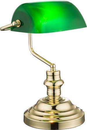 Настольная лампа Globo Antique 2491K настольная лампа офисная globo antique 2491k