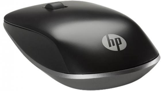Мышь беспроводная HP Ultra Mobile H6F25AA чёрный USB + радиоканал мышь беспроводная hp z3200 j0e44aa чёрный usb радиоканал