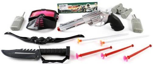 Набор оружия Shantou Gepai 2016-10 рации