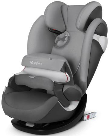 Автокресло Cybex Pallas M-Fix (manhattan grey) cybex автокресло juno 2 fix 9 18 кг cybex manhattan grey 2016