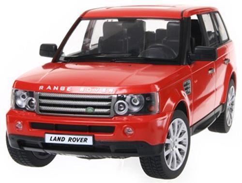Машинка на радиоуправлении Rastar Range Rover Sport от 6 лет пластик в ассортименте 28200 60238 rastar 48500 range rover sport 2013 version