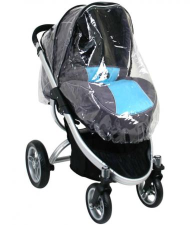 Дождевик для коляски Valco Baby Raincover / Rebel Q & Zee Spark & Snap 4 Ultra дождевик valco baby raincover snap