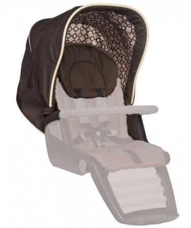 Сменный комплект Teutonia: капор + подлокотники + подголовник Set Canopy+Armrest+Headrest (цвет 6070) сумка teutonia 6020 sahara
