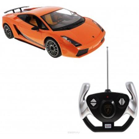 Машинка на радиоуправлении Rastar Lamborghini Superleggera от 6 лет пластик в ассортименте 26400